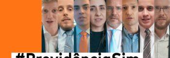 Partido NOVO lança campanha de apoio à Previdência #PrevidênciaSim