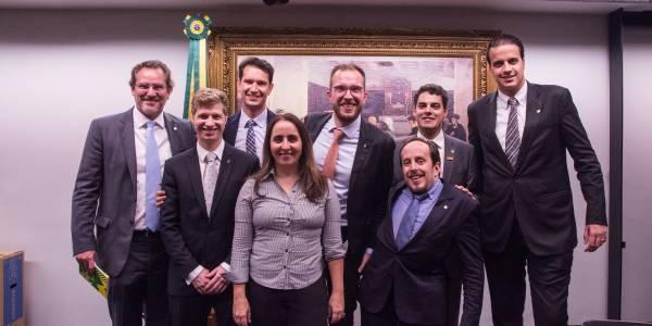 Com apoio da bancada do NOVO é aprovada Nova Previdência na Comissão Especial