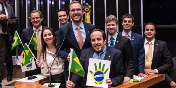 Nova Previdência é aprovada em 1º turno na Câmara com protagonismo do NOVO