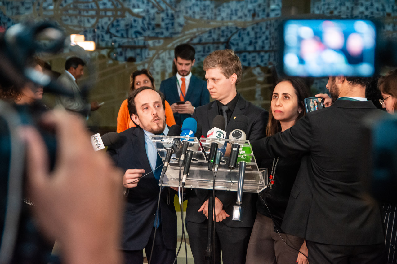 NOVO tenta reverter no STF decisão sobre Projeto do Abuso de Autoridade